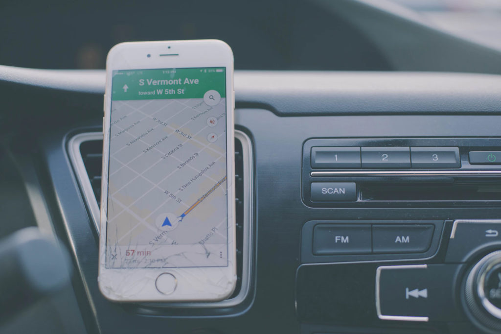 Neues Navigationsgerät